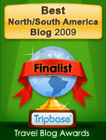 TB america F My Blog received Trip Bases Award!